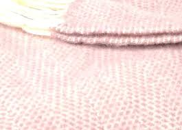 dusty pink throw blanket doubtful up rose knit d arc living knitted interior design colored
