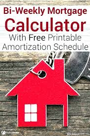 Amortization Schedule Excel Free Printable Mortgage – Onbo Tenan