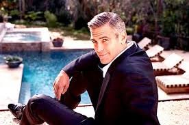 george clooney business hairstyles for men