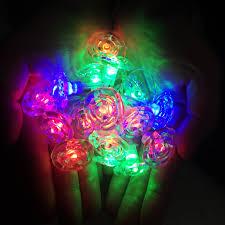 Dây đèn led hoa hồng nhấp nháy ánh sáng - Nhiều màu - Đèn trang trí Thương  hiệu OEM