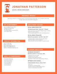 50 Inspiring Resume Designs To Learn From Learn
