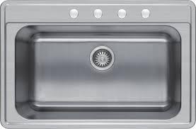 33 x 22 drop in kitchen sink kitchen fixtures