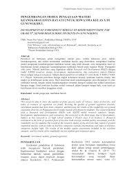 Rpp satu lembar bab virus disukai 1x diunduh 1266x dilihat 1560x. Rpp Keanekaragaman Hayati Kurikulum 2013 Ilmusosial Id
