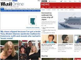 BBC News and Mail Online made up half of time spent on news websites during  election campaign, report finds - Press Gazette