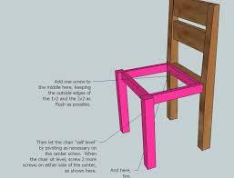Chair Apron Chair Apron Ana White Nongzico