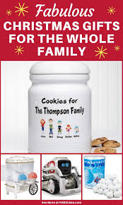 gifts for the whole family looking for one gift that the whole family