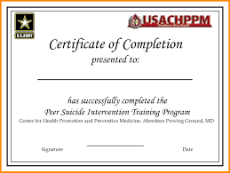 Sample Of Certificate Of Completion For Ojt Bahamas Schools