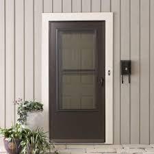 Backyards : Storm Doors Better House Inc Home Depot Door ...