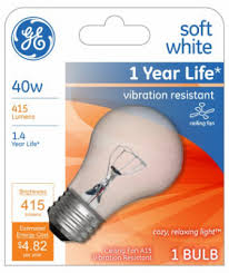 led ceiling fan light bulb a15 clear