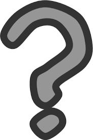 手書き風ハテナマーククエスチョンマークのイラスト イラストカットcom