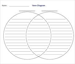 Blank Venn Diagram Printable Create A Diagram New Blank With Lines Best 4 Generator Venn