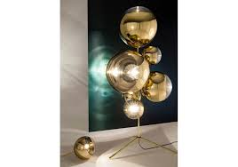 mirror ball stand chandelier tom dixon floor lamp