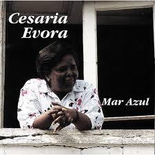 <b>CESARIA EVORA mar</b> azul, LP for sale on sofarecords.fr