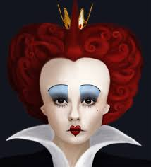 costume ideas are as follows i started with a simple queen of hearts makeup tutorial idea