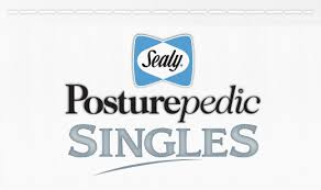 Sealy Posturepedic Logo Optimum logo Sealy Sealy Posturepedic Logo
