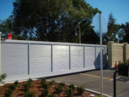 Plain Sheet Metal Fence Privacy Panels Aluminum With Design Ideas