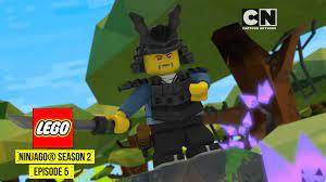 I am Okino | Lego Ninjago Season 2 Episodes
