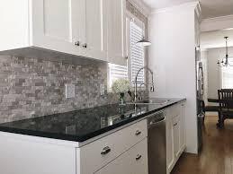backsplash ideas for black granite countertops. Good Of Dark Granite Countertops Backsplash Ideas Black Image For E