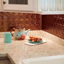 traditional 6 pvc decorative backsplash panel in oil