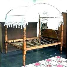 canopy bed covers