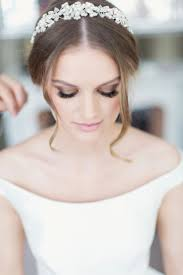 flawless bridal makeup suzanne neville bridal gown craig eva sanders photography