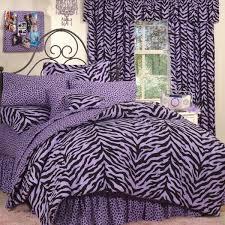 karin maki lavender zebra bed covers the home