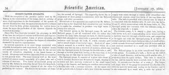 history of the incandescent light sprengle pump article