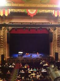 Stage From Upstairs Seating Picture Of Fox Theater Tucson