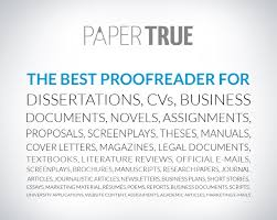 The Best Proofreader For Everything Papertrue Blog