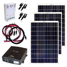 g solar 300 watt off grid solar panel kit