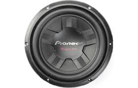 pioneer 10 inch subwoofer. pioneer ts-w261s4 10\u201d champion series 4-ohm subwoofer - gibbys electronic supermarket 10 inch m