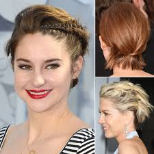 How To Do Updos For Short Hair And Bobs Popsugar Beauty Australia