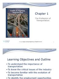 Lecture 1 (05-17-2016)   Highway   Transport