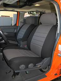 nissan xterra front seat covers