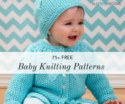 Free Knit Patterns Magnificent 48 Free Baby Knitting Patterns AllFreeKnitting