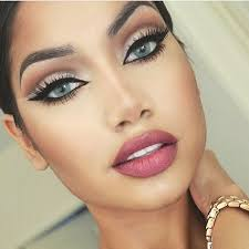 it is difficult to quit heavy make up once one gets used to it and that wide variety of s