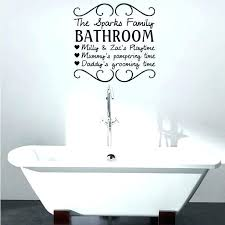 wall decals bathroom wall decal ideas for bathroom bathroom rules wall decal bathroom rules es wall