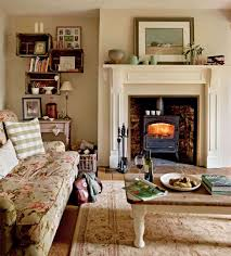 Period Living Room A Restored Farmhouse In The Welsh Countryside Period Living