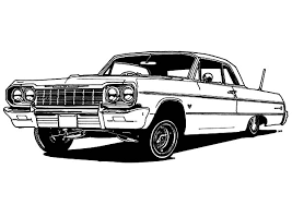 Small Picture Car Lower to Ground Clearance Lowrider Cars Coloring Pages Car