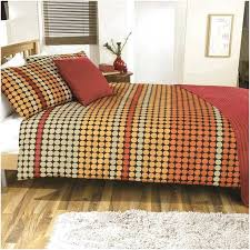 orange and navy duvet cover home design remodeling ideas