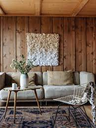 wood walls living room wood paneling