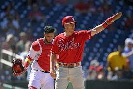 Phillies rally past Nationals 7-6 ...