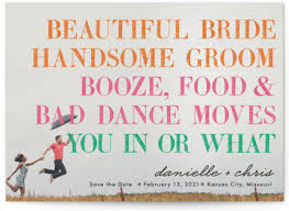 What Are Save The Date Cards 8 Funny Save The Dates