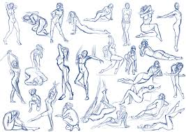 Female Body Reference Drawing At Paintingvalleycom Explore