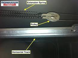 garage door extension spring garage door extension springs garage door extension spring replacement color code