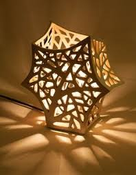 ornamental lighting definition. white coral lamp with brown ceramic night от ianaartceramics ornamental lighting definition
