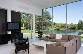 living room picture windows. Modren Room View In Gallery In Living Room Picture Windows