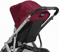 Stroller Accessories | UppaBaby Vista Stroller Leather Handlebar ...