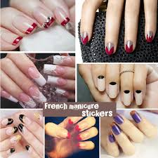 Nail Art French Manicure Stickers - Best Nail Ideas
