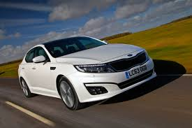 Kia Optima 2014 review | Auto Express